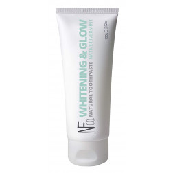"""Натуральна зубна паста """" Whitening"""" - відбілююча (100g)"""