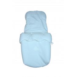 Спальный мешок детский белый