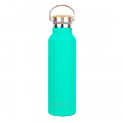 Обычная термобутылка - цвет Киви