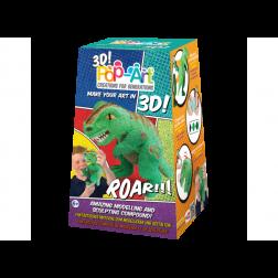 """PA Набор для 3D лепки """"Динозавр"""""""