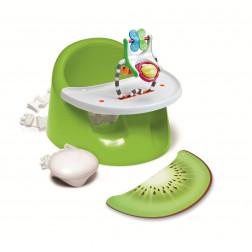 Детский стул зеленый