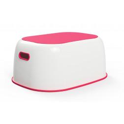 PL стул подставка розовый