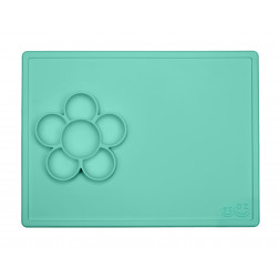 Тарелка-коврик зеленый