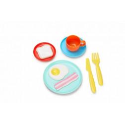 """Ігровий набір посуди """"Сніданок"""" 3+ (9 предметів)"""