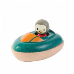 Деревянная игрушка Катер