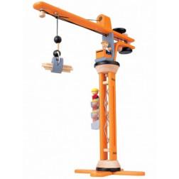 Дерев'яна іграшка Підйомний кран
