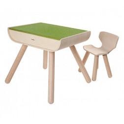 Стіл та стілець