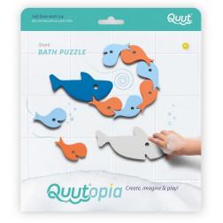 """Іграшка для ванної Пазл-головоломка """"АКУЛИ"""""""