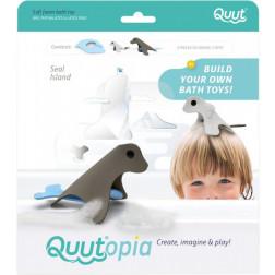 """Іграшка для ванної 3D """"ТЮЛЕНІ"""""""