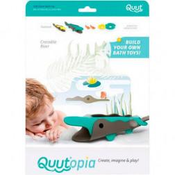 """Іграшка для ванної 3D """"КРОКОДИЛИ"""""""