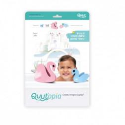 """Іграшка для ванної 3D """"ЛЕБЕДІ"""""""