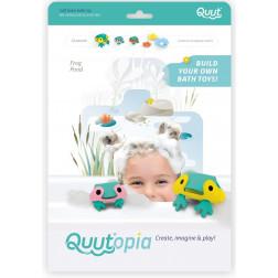 """Іграшка для ванної 3D """"ЖАБЕНЯТА"""""""
