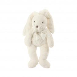 Мягкая игрушка заяц белый