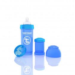 Антіколіковая пляшечка 260ml Blue