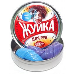 """""""Жвачка""""  для рук Сумерки теплочувствительная 80 г.(жестяная банка)"""