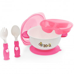 ZL Набор для посуды STUCK Pink