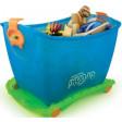 Ящик для игрушек TOY BOX BLUE