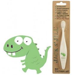 """Зубна щітка Extra Soft, """"DINO"""", d 0,10 мм"""