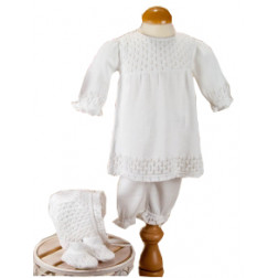 Snowfall Костюм сукня + штани