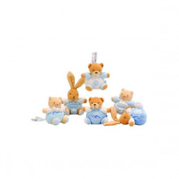 Маленька блакитна іграшка