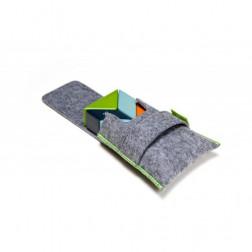 Конструктор 6 магнитных блоков (нельсон)