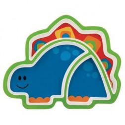"""Тарелка """"Динозавр"""""""