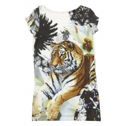 Сукня с тигром