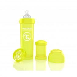 Антіколіковая пляшечка 330ml Yellow